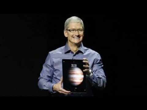 Apple CEO hosts Hillary Clinton fundraiser