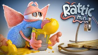 Rattic | Cartoon Compilation For Kids # 14 | Funny Cartoons For Children & Kids | New Cartoons