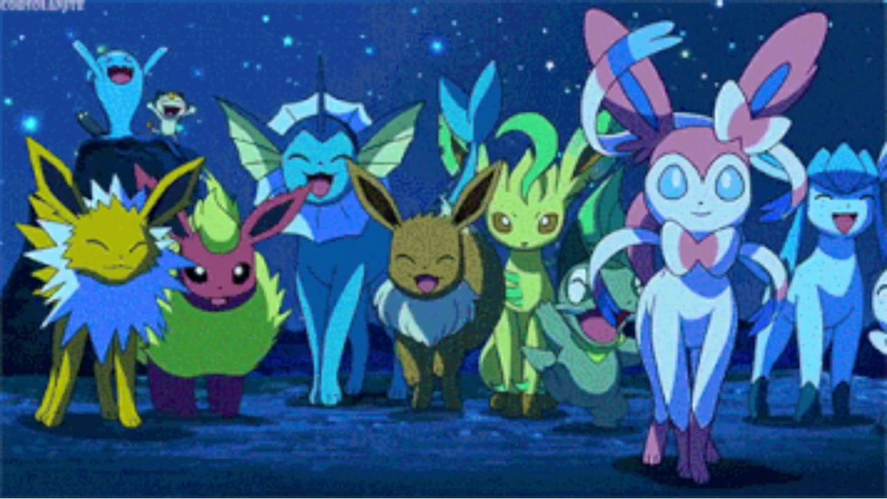 Could you be the one eevee that mega evolves also youtube rh