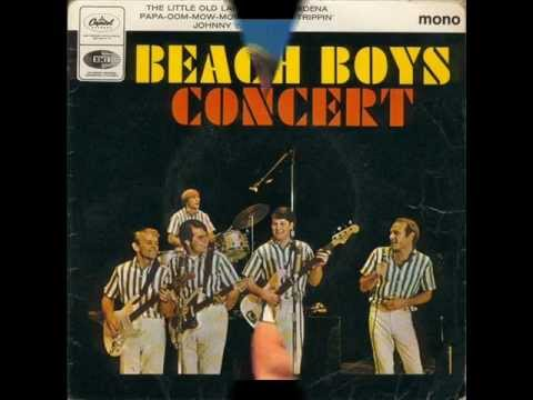 The Beach Boys  Johnny B  Goode Concert  recorded  in London