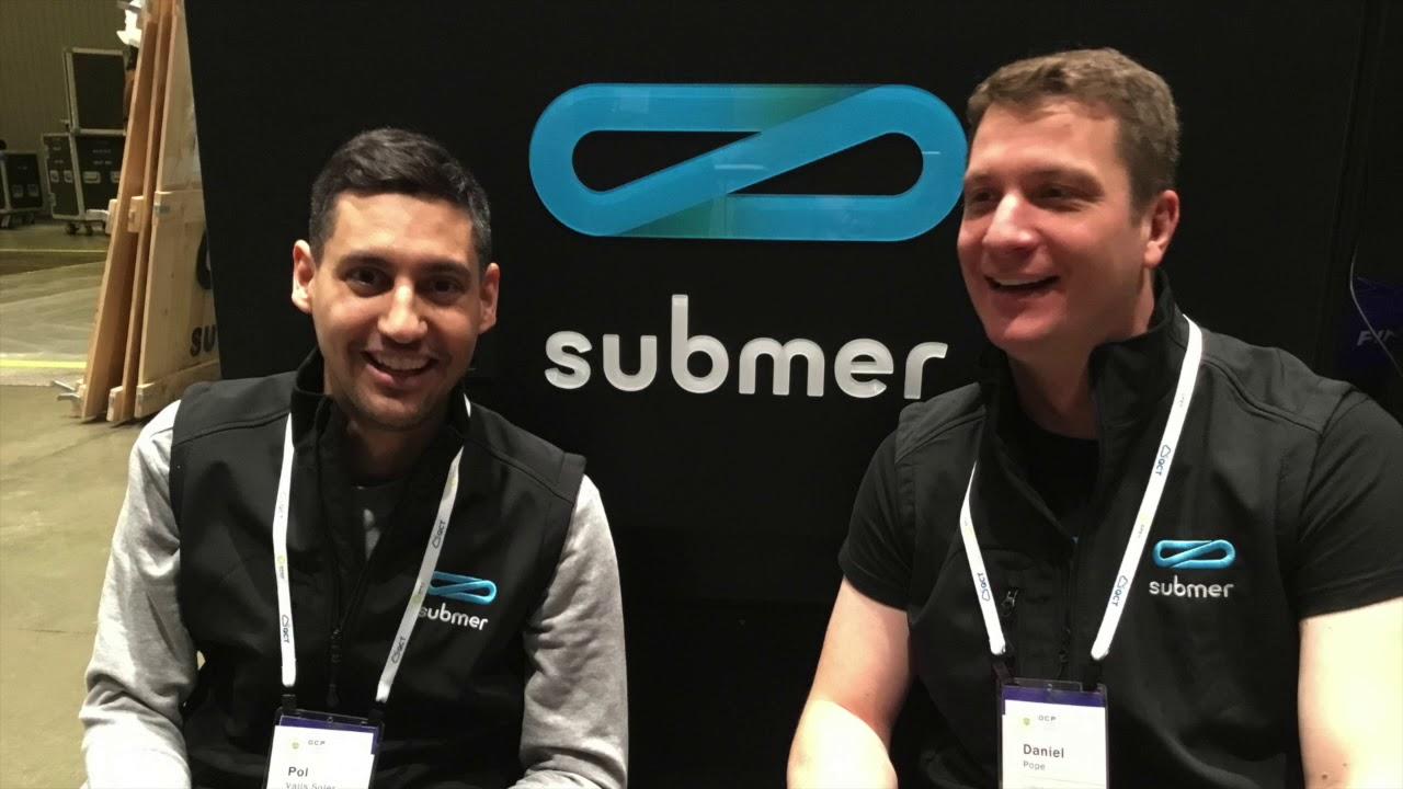 Submer at the OCP Global Summit - SmartPodX
