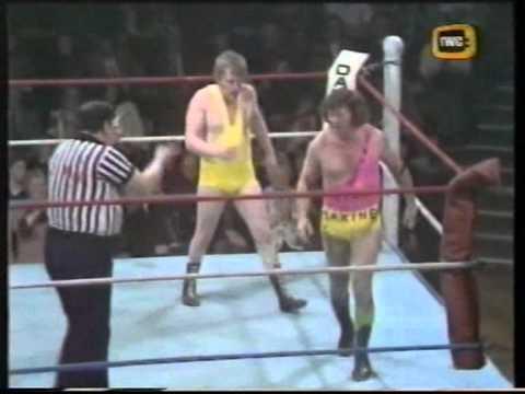 Gary Wensor v Brian Goldbelt Maxine (world of sport)