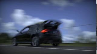 VW Golf From NFS No Limits rendered with motion blur...