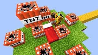 КРОВАТЬ + ДИНАМИТ = БОЛЬШОЙ БУМ, НАШИ ПРОТИВНИКИ НЕ ОЖИДАЛИ ЭТОГО - Minecraft Bed Wars