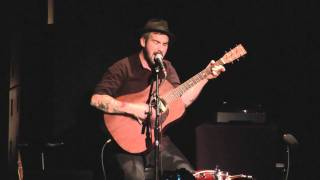 """William Elliott Whitmore - """"Old Devils"""" Live in Milwaukee, WI, at Pabst Theater (4/23/2011)"""