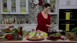Ellie Krieger's Campbell's Chicken With Vegetable Simmer