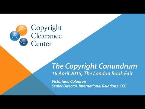 Copyright Conundrum - London Book Fair