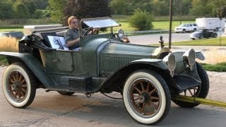 The Amazing Story Of The Carl Fisher Packard At The 2013 Geneva Concours D'Elegance