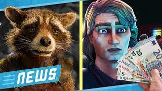 Clone Wars nur gegen Geld & Marvel feuert Guardians Regisseur - FLIPPS News