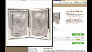 8x12 Picture Frames - Photoframes.net.wmv