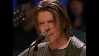 David Bowie – I Can't Read (Live VH1 Storytellers 1999)