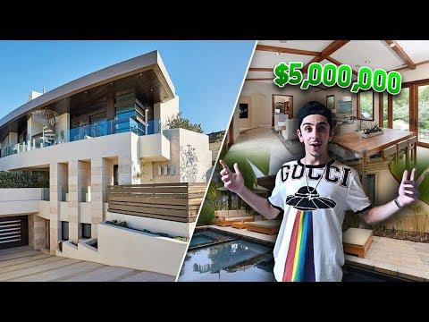 MY BRAND NEW $5,000,000 HOME!! **INSANE** | FaZe Rug