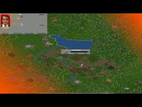 Playing OpenTTD, because I need practice for Factorio (The Saturday Evening Livestream)