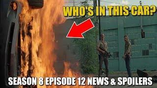 Spoiler warning for The Walking Dead Season 8 Episode 12. Potential...