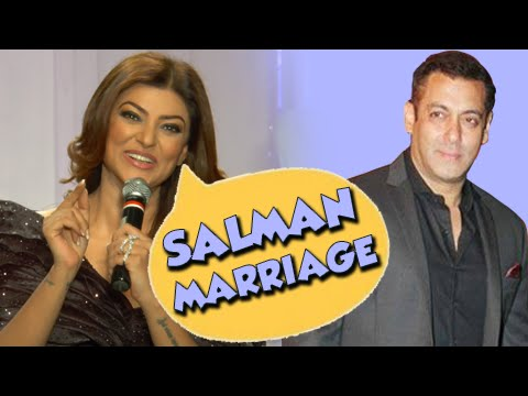 Salman Khan Marriage, Sushmita Sen Celebrates, REACTS