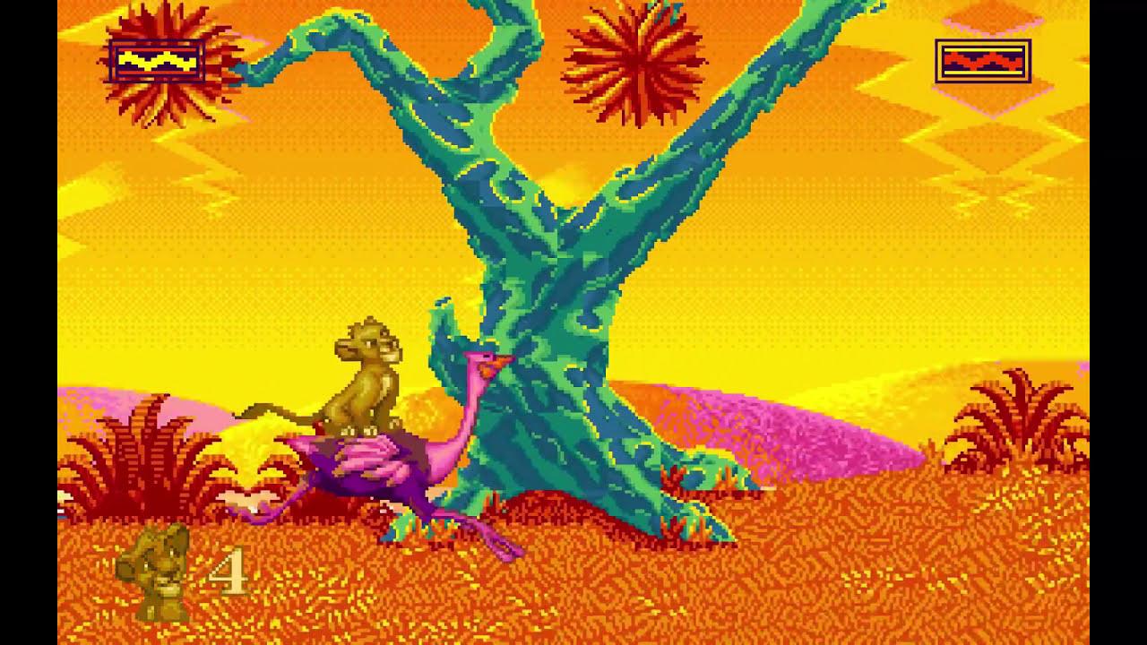 lion king dos game full version download
