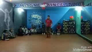 Ganpati bappa morya pareshan kare mujhe choriya dance choreography