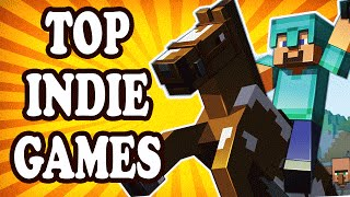 Top 10 Indie Video Games — TopTenzNet