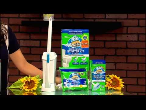 how to make scrubbing bubbles