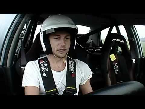 Jenson Button Interview - Top Gear 2009