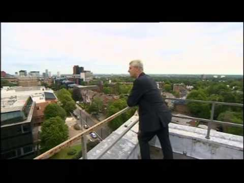 Birmingham Chamber of Commerce Chief Executive - Jerry Blackett steps down in June 2015
