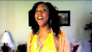 JaNae Lynn singing I Need You Bad-Jazmine Sullivan Acapella