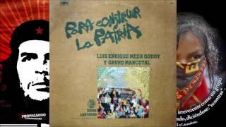Luis Enrique Mejía Godoy y Mancotal Para construir la patria 1983 Disco completo