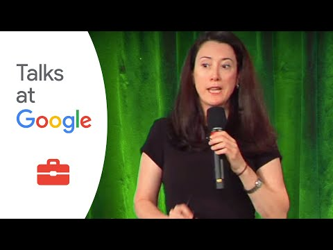 """Charlotte Relyea: """"Women in the Workplace""""   Talks at Google"""