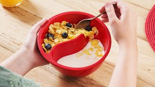 OBOL | The Original Never Soggy Cereal Bowl