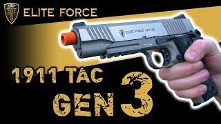Elite Force 1911 TAC Gen 3 CO2 Pistol