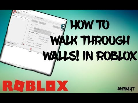 Walking Through Walls In Jailbreak Roblox Angelyt Youtube