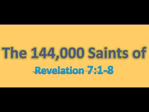 #52.   1,44,000 വിശുദ്ധന്മാർ (വെളിപ്പാട് 7)