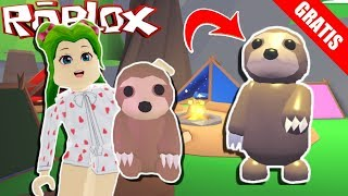 😱 GET THE NEW PEREZOSO PET IN ADOPT ME (FREE)😱- ROBLOX