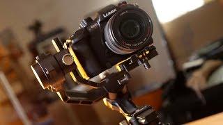 Testing the Tilta Gravity G2X Handheld Camera Gimbal