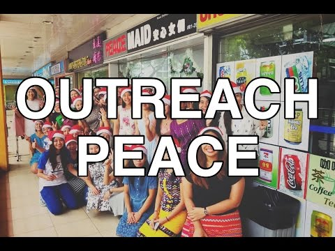Outreach to Peace