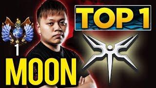 Mski亿鼎博.Moon NEW TOP 1 - Best Rank in SEA - Dota 2