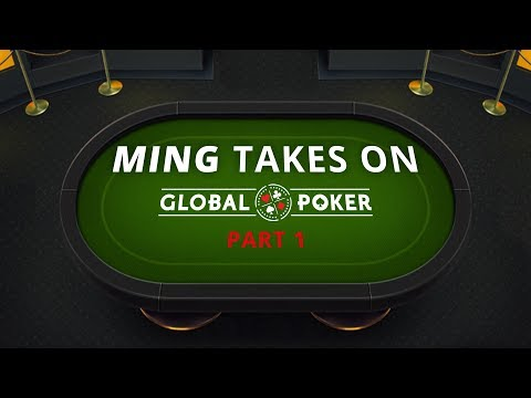 Micro Stakes Poker Coaching On Global Poker 1/2
