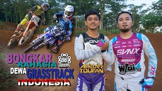 BONGKAR RAHASIA  DEWA GRASSTRACK INDONESIA #1