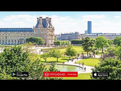 Louvre Palace – Tuileries – Paris – Audio Guide – MyWoWo  Travel App
