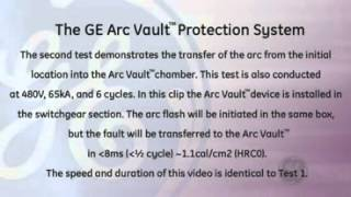 GE Arc Vault Protection System