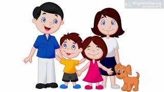 Урок 10  Англійська мова 2 клас My family Частина 1