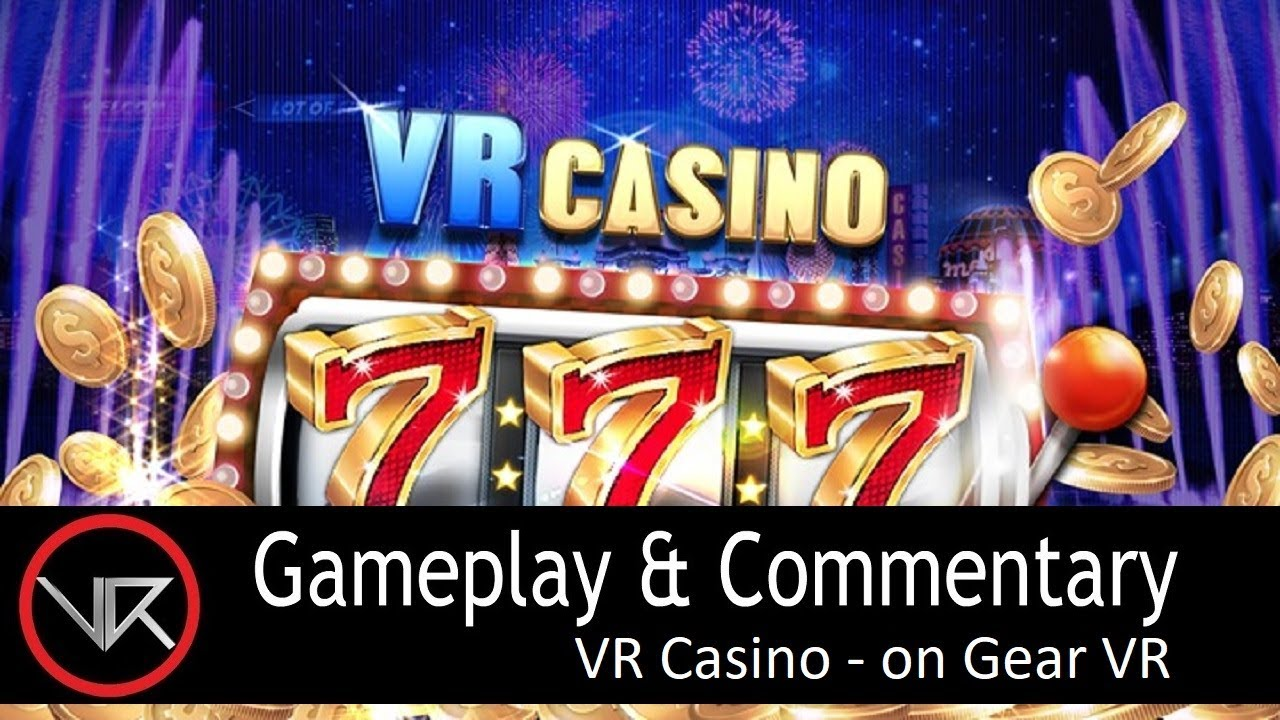 3e32198f0a00 The VR Shop - VR Casino - Gear VR Gameplay - YouTube
