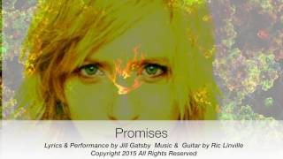 PROMISES by Jill Gatsby