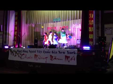 Đón Xuân - Tết Nhâm Thìn DVL Dance Vietnam 2012