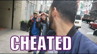 I BEEN CHEATED ON!