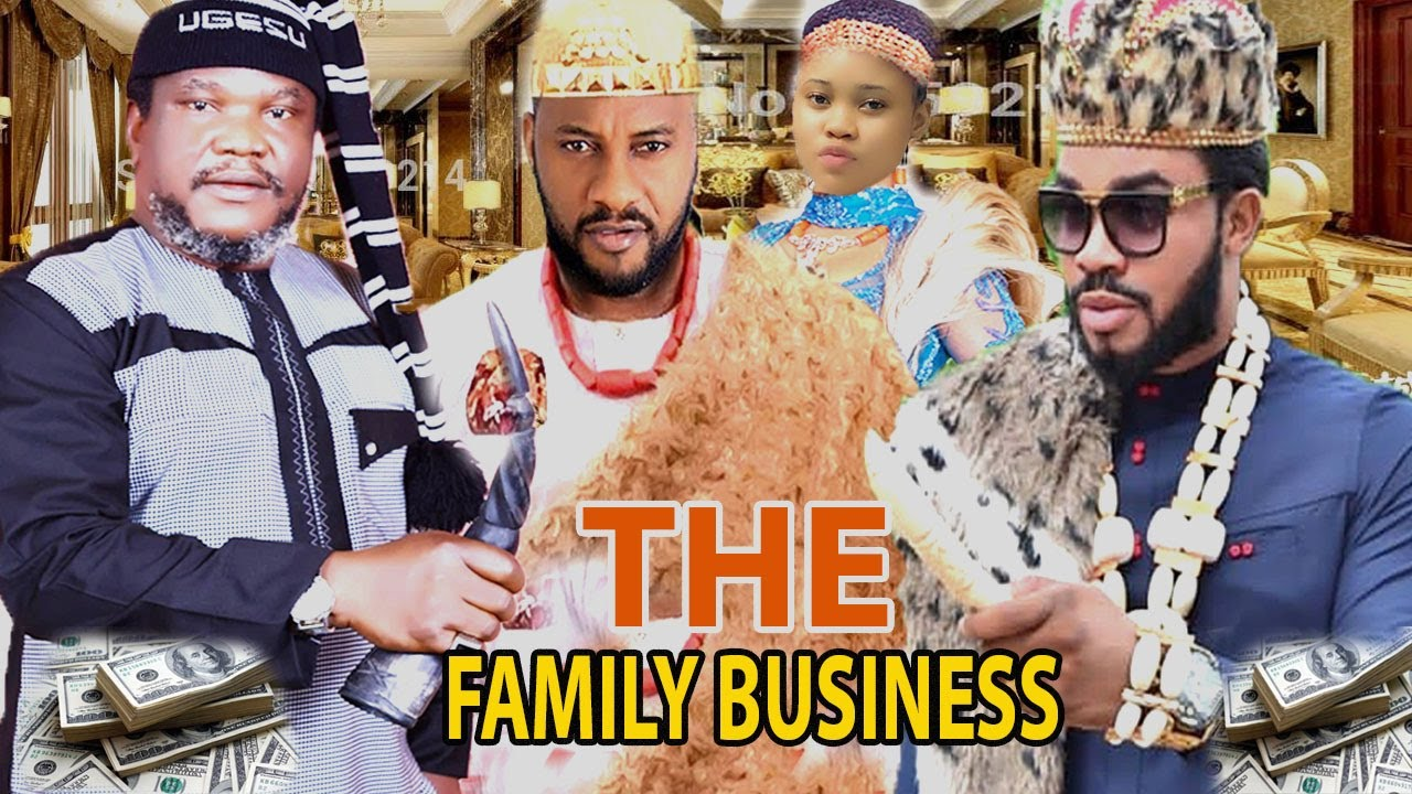 Download THE FAMLY BUSINESS complete full movie part1&2(NEW MOVIE )UGOEZE J UGOEZE 2021  NOLLYWOOD NOLLYMAXTV