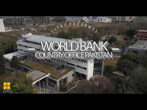 WORLD BANK Office -Islamabad,Pakistan by CITE