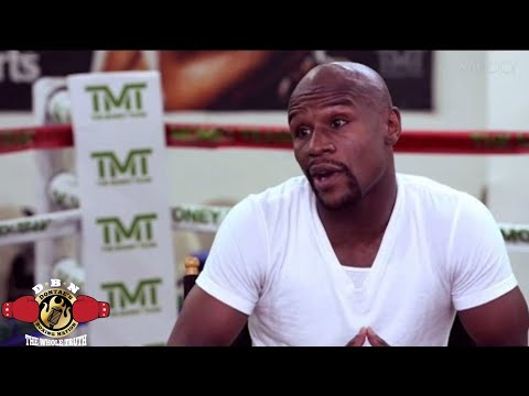 FLOYD MAYWEATHER APOLOGIZES TO FANS AND EXPLAINS WHY NASUKAWA FIGHT IS OFF