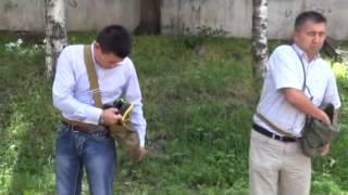 видео Устройство фильтрующих противогазов
