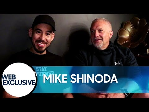 Fans vs. Thought Mike Shinoda Was Hanging Out With Bruce Willis